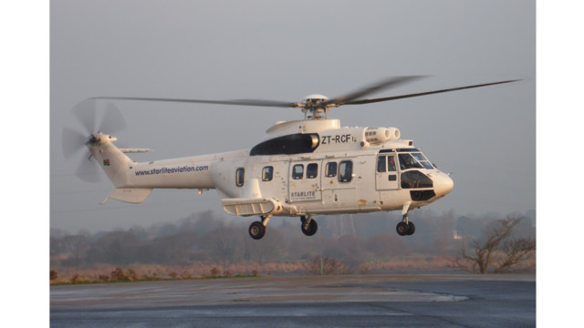 640x360 Vector Aerospace Leases Five As332l Super Puma Helicopters To