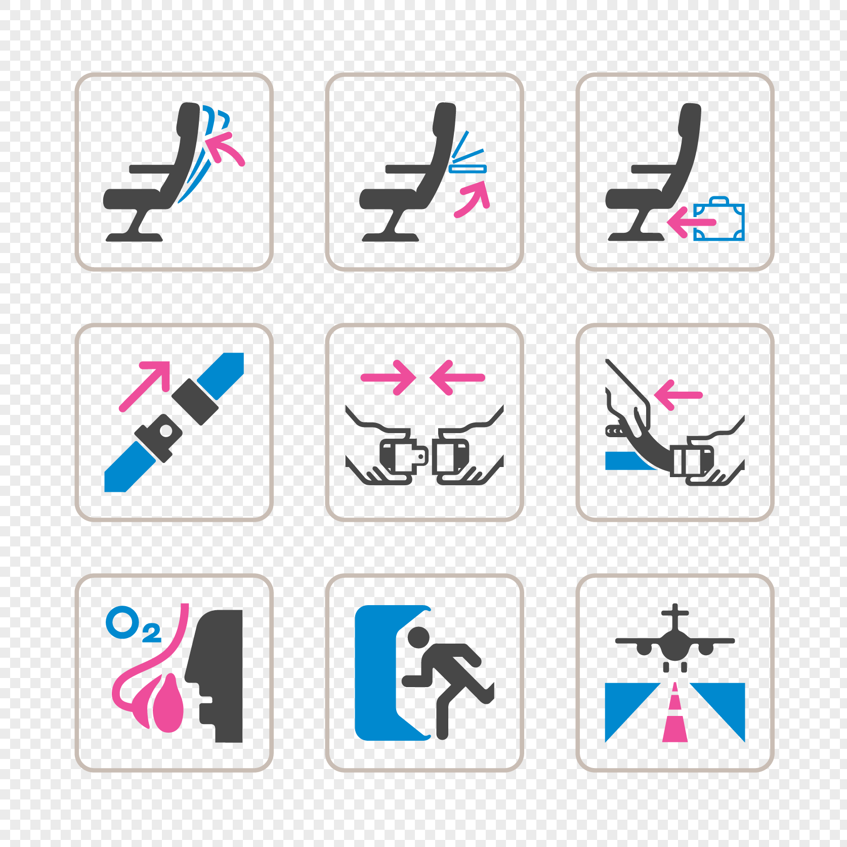 1674x1674 Vector Aviation Security Icon Png Image Picture Free Download