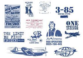 286x200 Aviation Free Vector Art