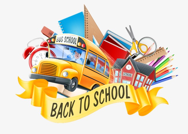 650x463 Back,to,school, School Clipart, Vector Bus, Back Png And Vector