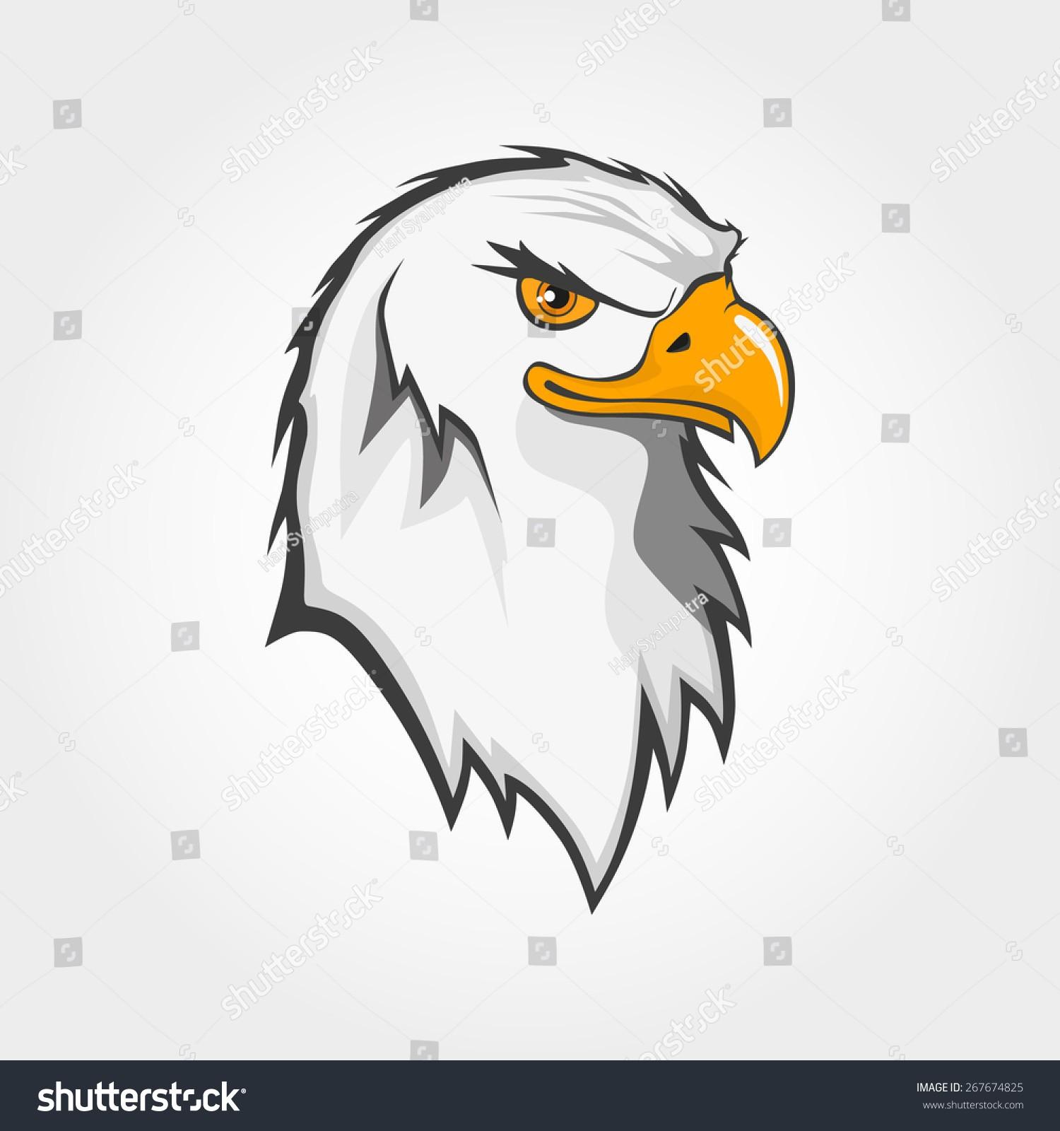 1500x1600 How To Draw A Bald Eagle Fresh Vector Bald Eagle Bird Head Draw