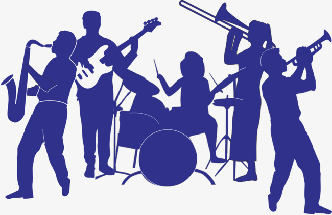 650x422 People Blue Band, People Vector, Blue Vector, Band Png And Vector