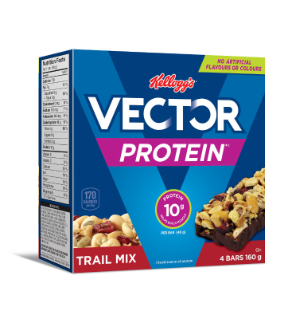 284x319 Vector Protein Bar Trail Mix