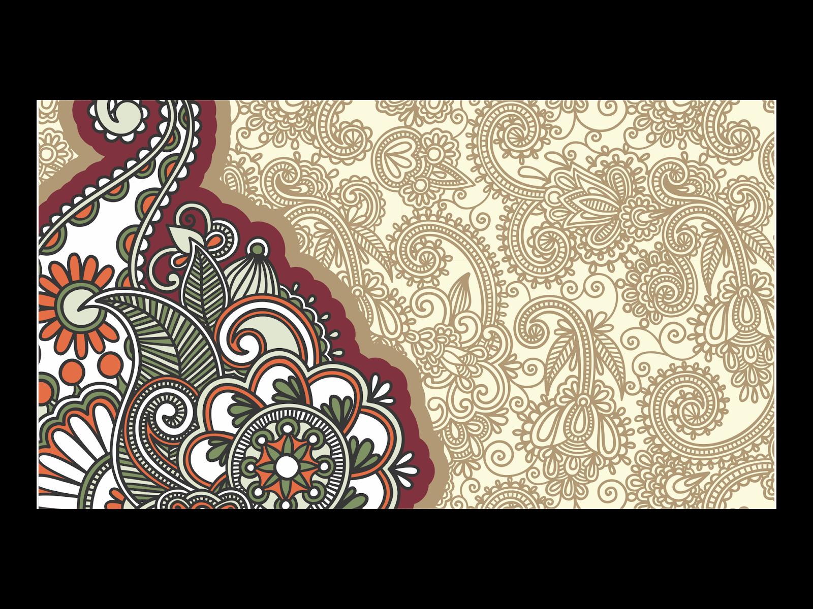 Vector Batik