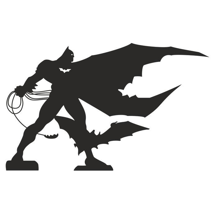 690x690 Batman Graphics Design Svg Dxf Eps Png Cdr Ai By Vectordesign