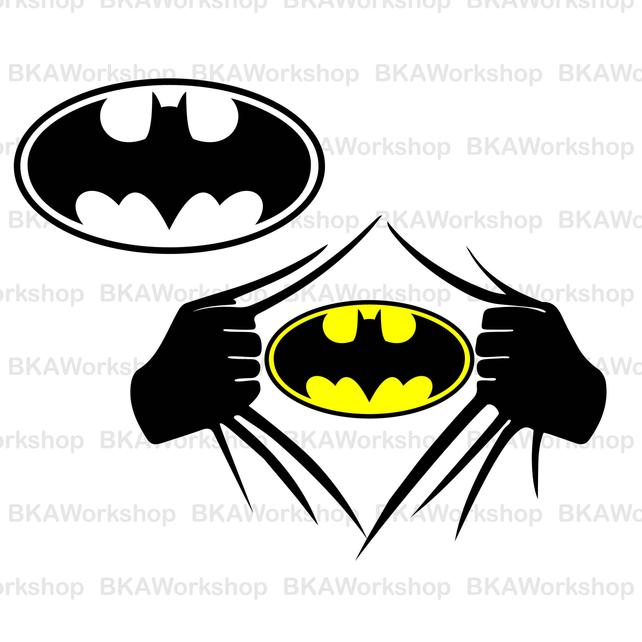 642x642 Batman Logo Svg Batman Logo Vector Batman Logo Digital Etsy