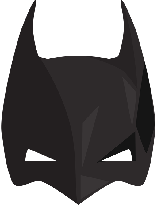 525x670 Collection Of Free Batman Vector Flat. Download On Ubisafe