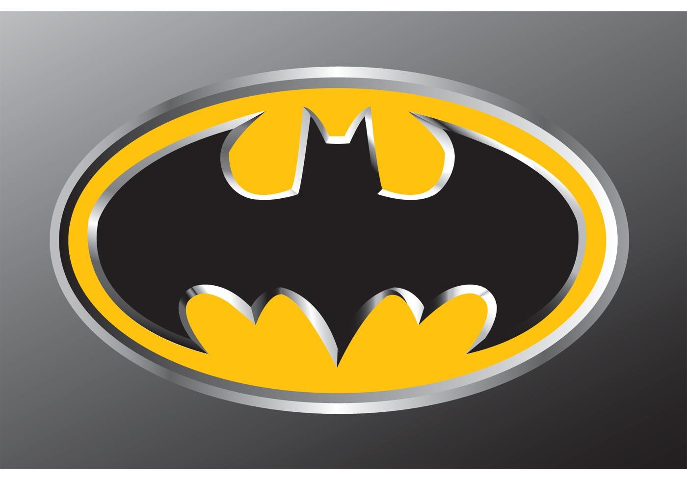 1400x980 Batman Free Vector Art