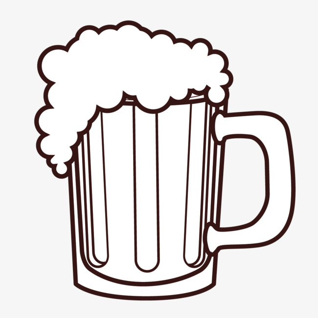 650x651 Vector Beer Mug, Beer Vector, Vector, Beer Png And Vector For Free