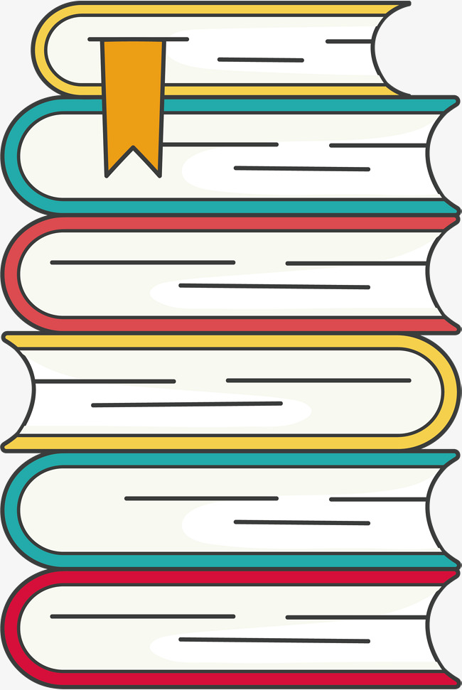650x971 A Stack Of Books, Vector Png, Begin Reading, Reading Day Png And