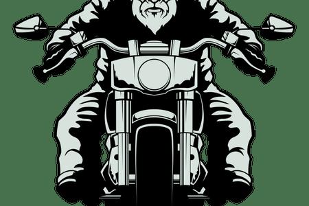 Vector Biker