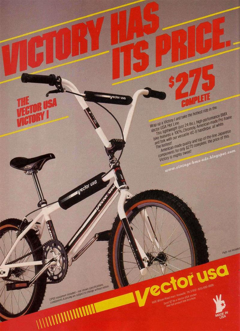 800x1104 Vintage Bmx Ads Victory Has Its Price
