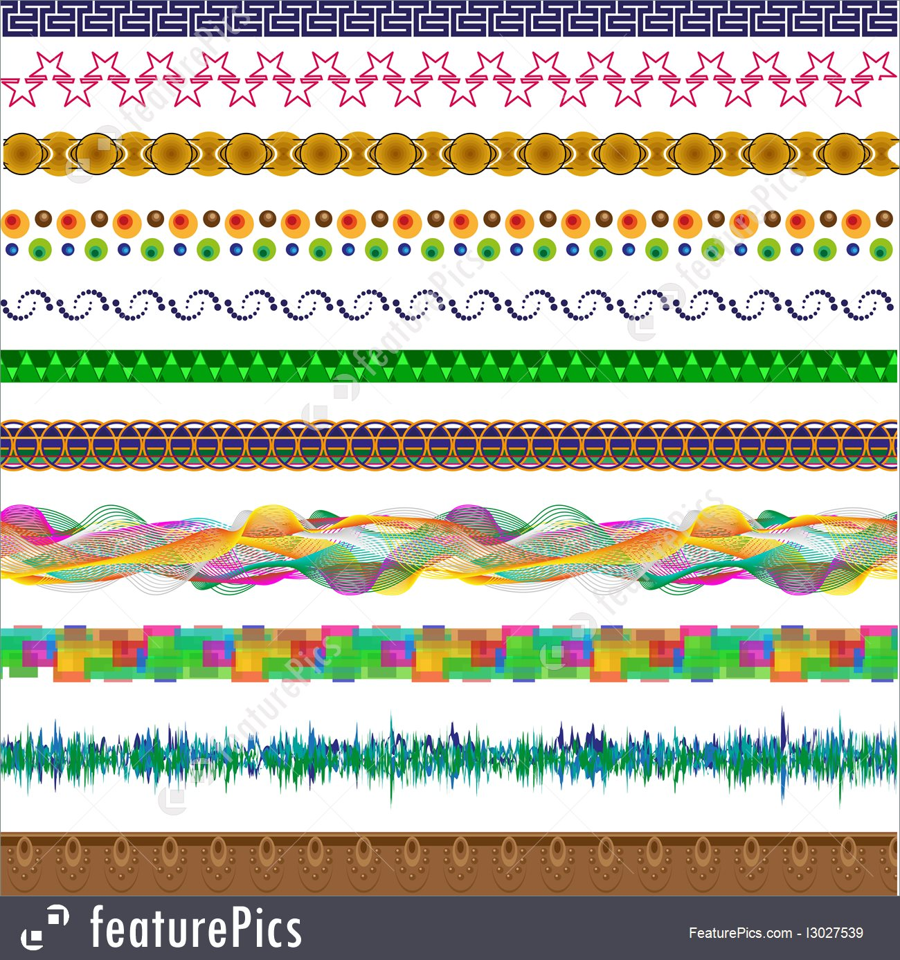 1300x1387 Templates Set Of Vector Border Design Elements In Different