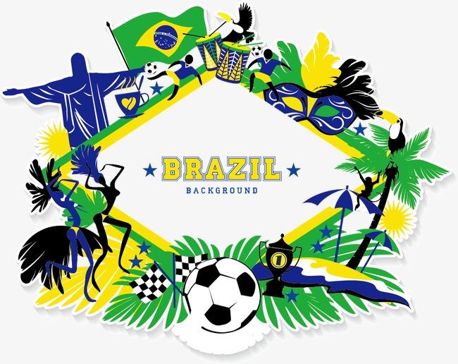 Vector Brazil