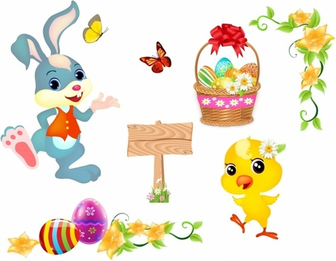 473x368 Easter Bunny Vector Free Vector Download (618 Free Vector) For