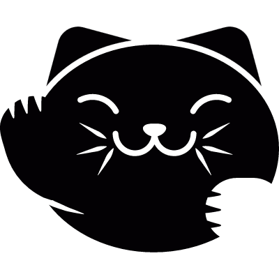 400x400 Japanese Cat Head Free Vectors, Logos, Icons And Photos Downloads