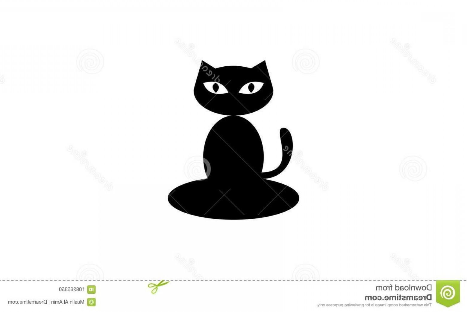 1560x1044 Cat Head Icon Logo Vector Illustration Graphic Design Cats Simple