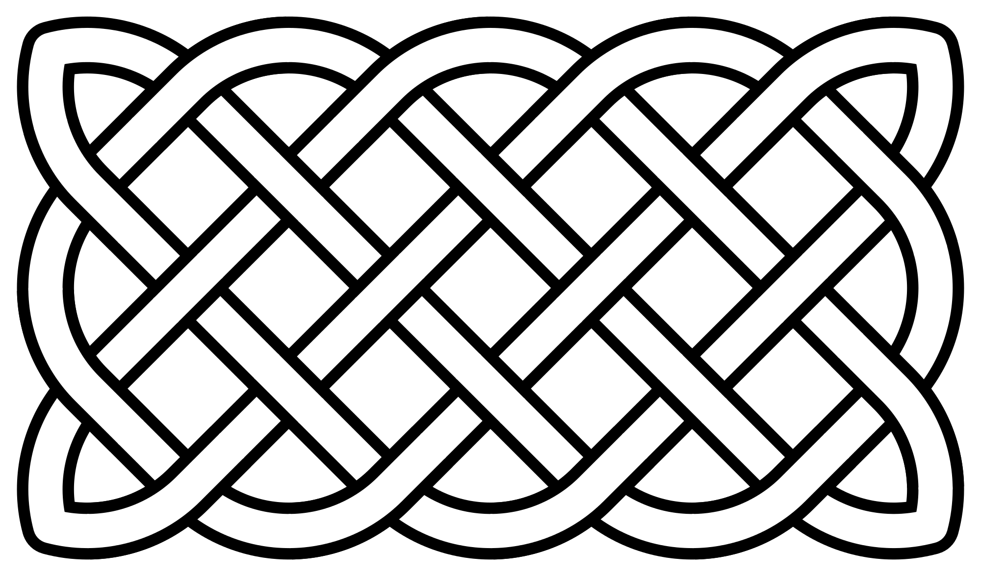 2000x1176 Collection Of Free Knot Vector Celtic Design. Download On Ubisafe