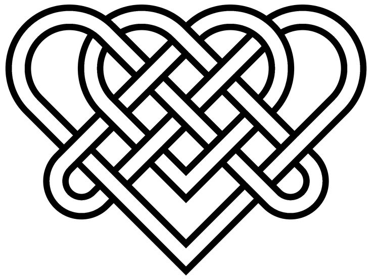 736x552 Celtic Knot Clipart Banner 9
