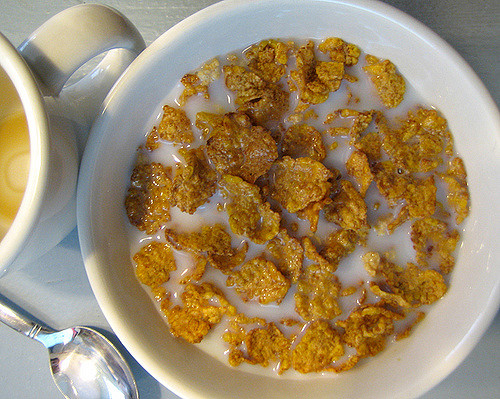 500x399 Vector Cereal Amp Coffee My Breakfast From A Few Days Ago.