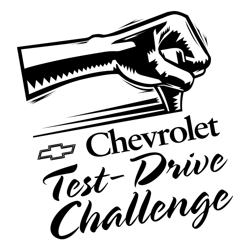 800x799 Chevrolet Test Drive Challenge Free Vectors, Logos, Icons And