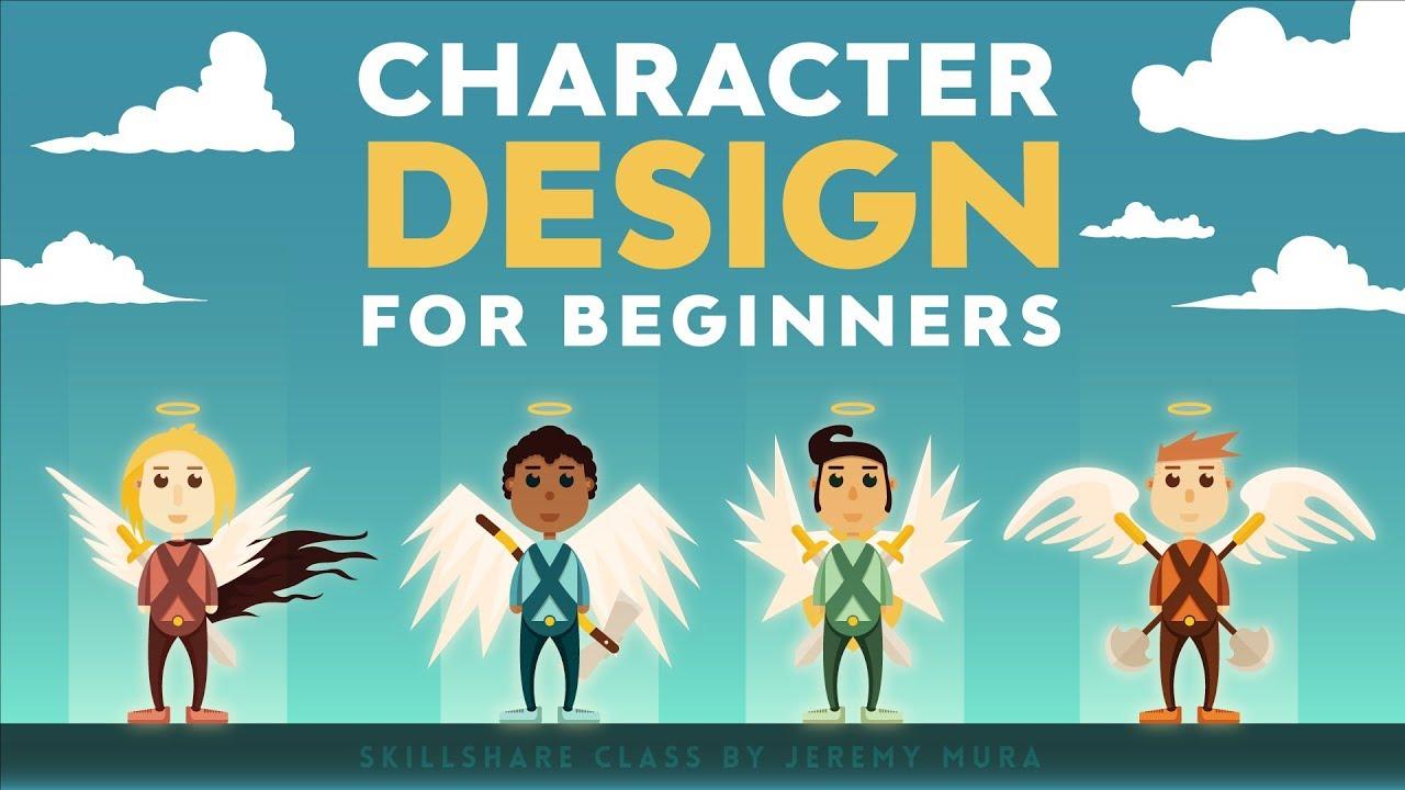 1280x720 Vector Character Design For Beginners