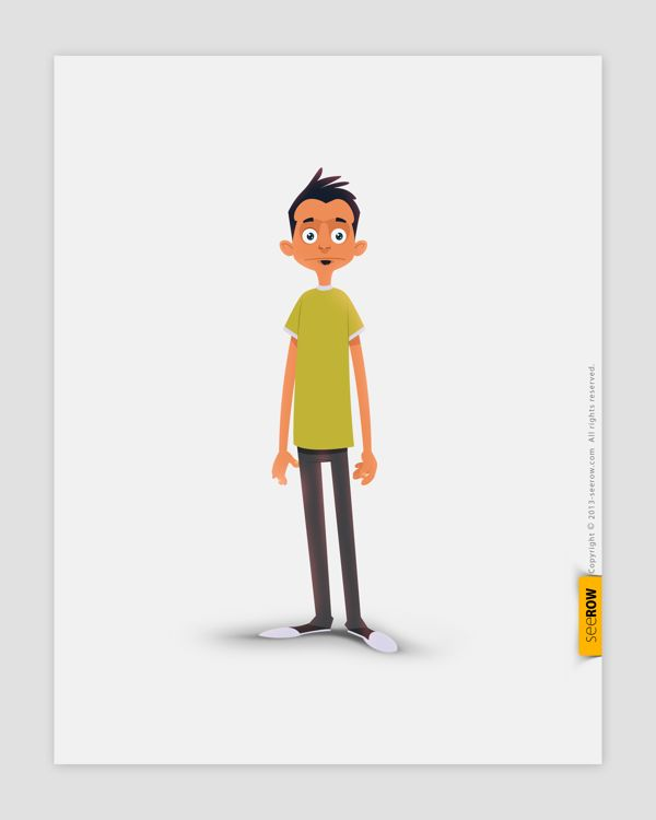 600x750 Vector Character Character Vector Vector Characters For Animation