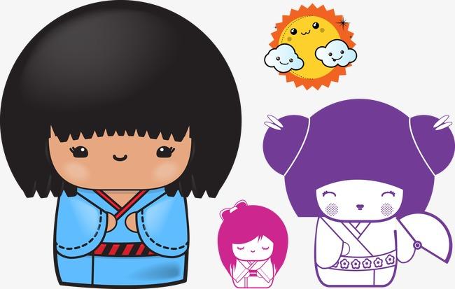 650x413 Vector Illustration Cartoon Characters, Cartoon Characters