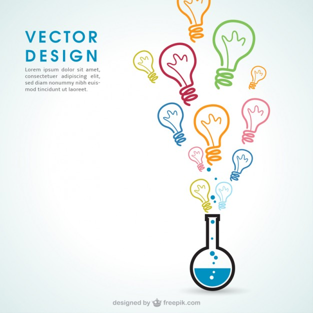 626x626 Chemistry Ideas Vector Free Download