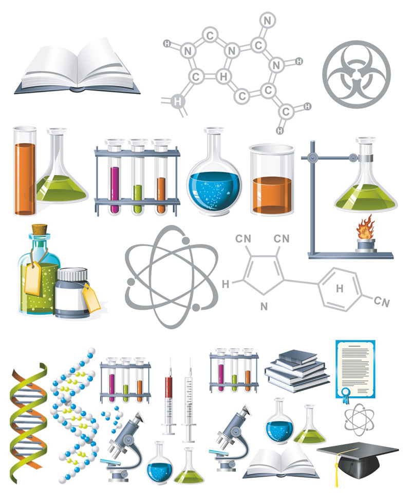 800x978 Chemistry Vector Clipart Vector Graphics Blog