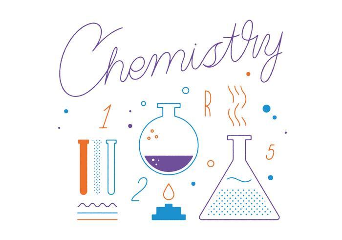 700x490 Free Chemistry Vector