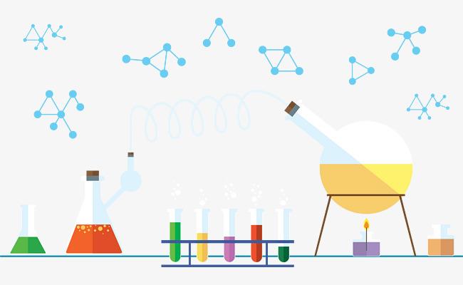 650x400 Vector Chemistry Experiment, Chemistry Experiment, Vector