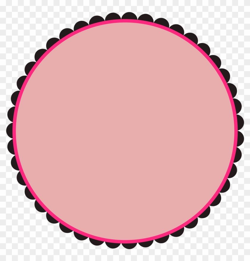 840x880 Frame Circle Clipart