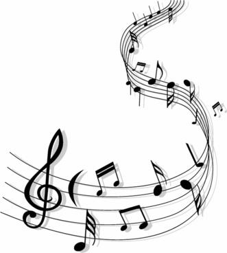 331x368 Free Music Vector