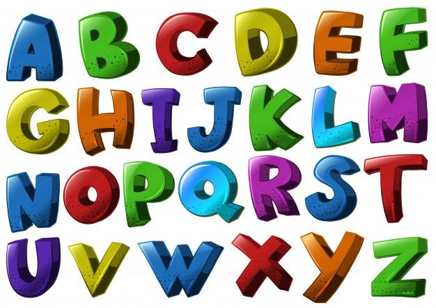 626x443 Alphabet Vectors, Photos And Psd Files Free Download