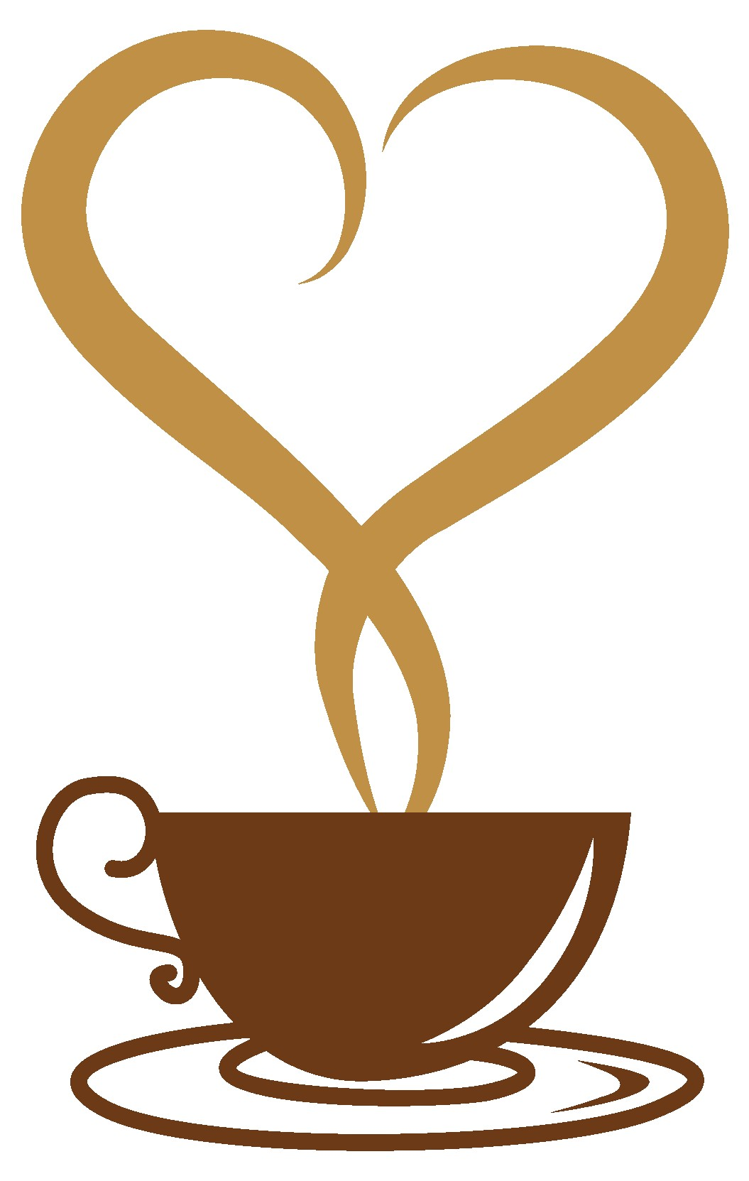 1055x1663 Deco Coffee Cup With Heart Png Vector Clipart Png M 1434276734 16