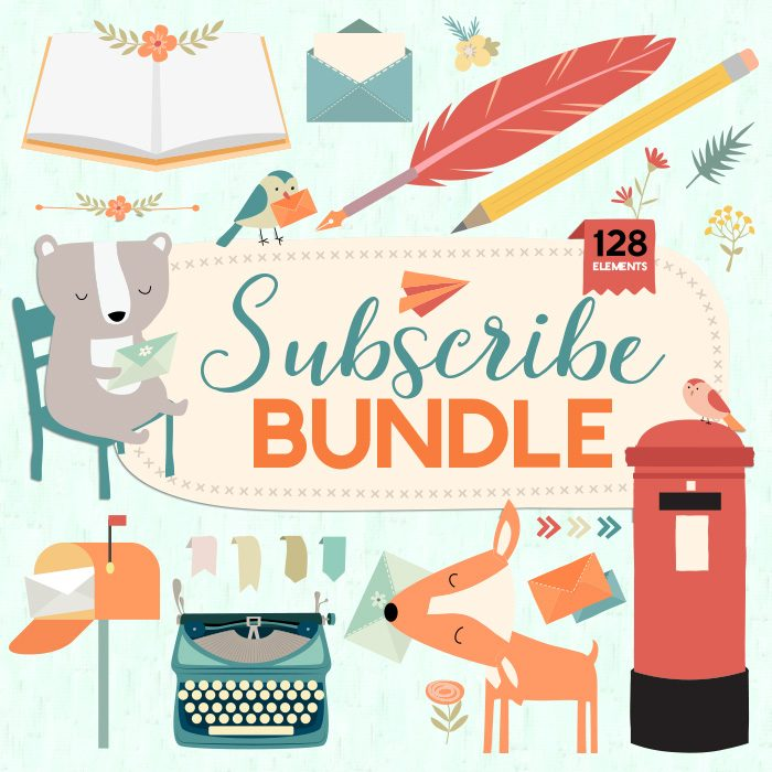 700x700 Email Newsletter Amp Mailing List Bundle