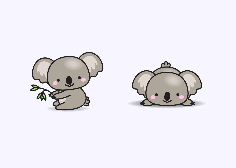 1500x1073 Koala Clipart