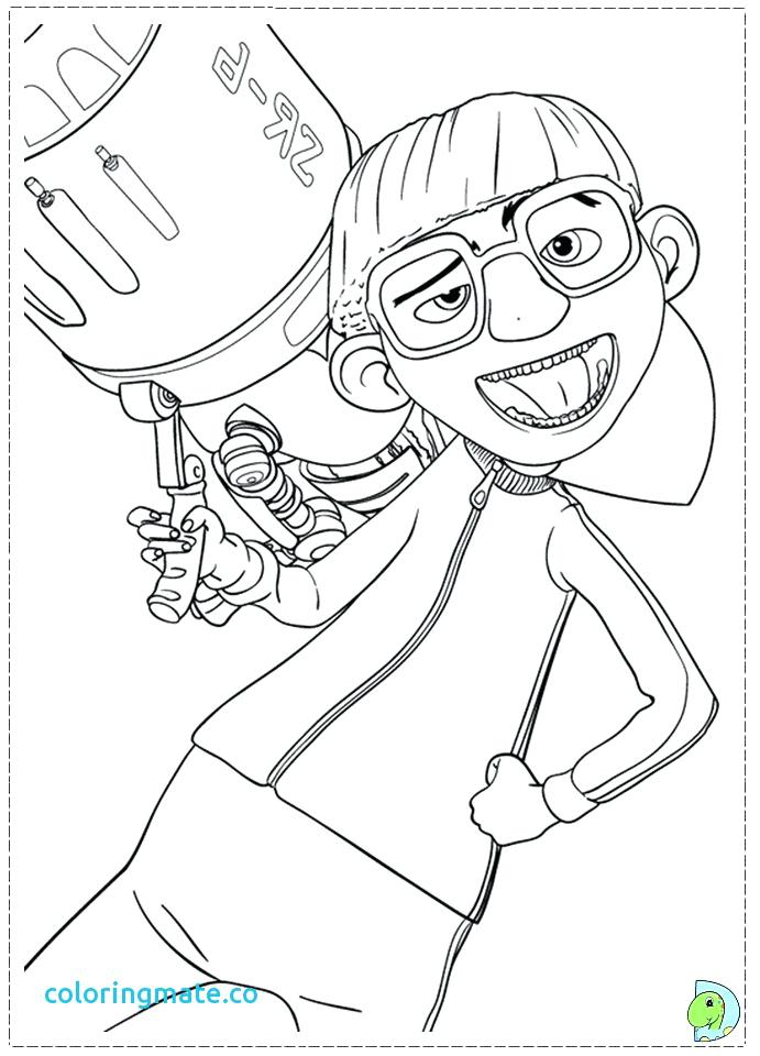 691x960 Despicable Coloring Pages Vector Despicable Me Coloring Pages