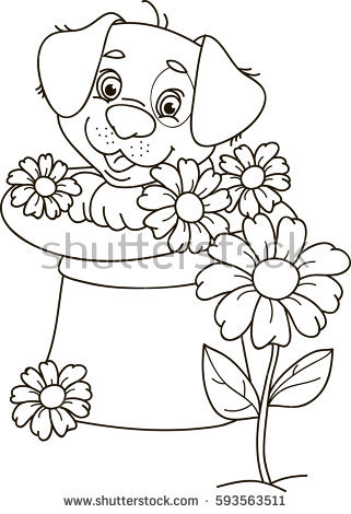 321x470 Flowers Coloring Pages Funycoloring Colouring Pages 9159