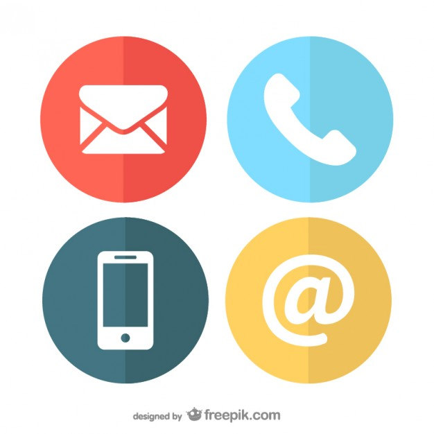 626x626 Communication Icons Vector Free Download