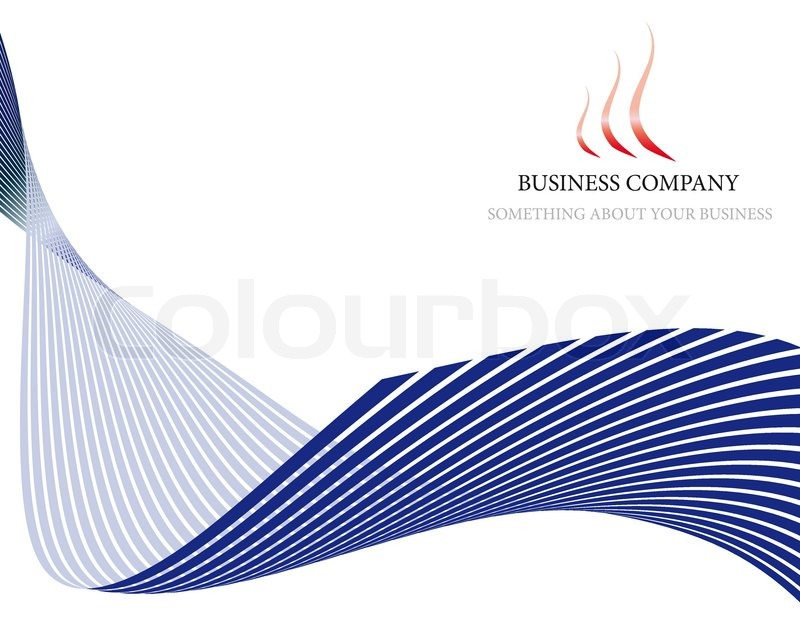 800x640 Abstract Vector Corporate Background For Design Use Stock Vector