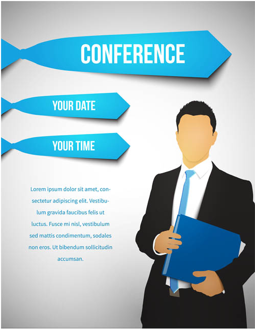 502x648 Conference Backgrounds Vector Ai Format Free Vector Download