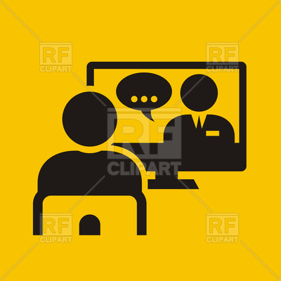 400x400 Video Conference Call