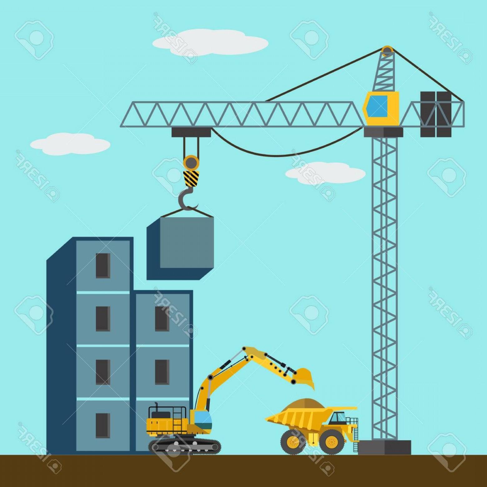 1560x1560 Construction Site Vector Shopatcloth