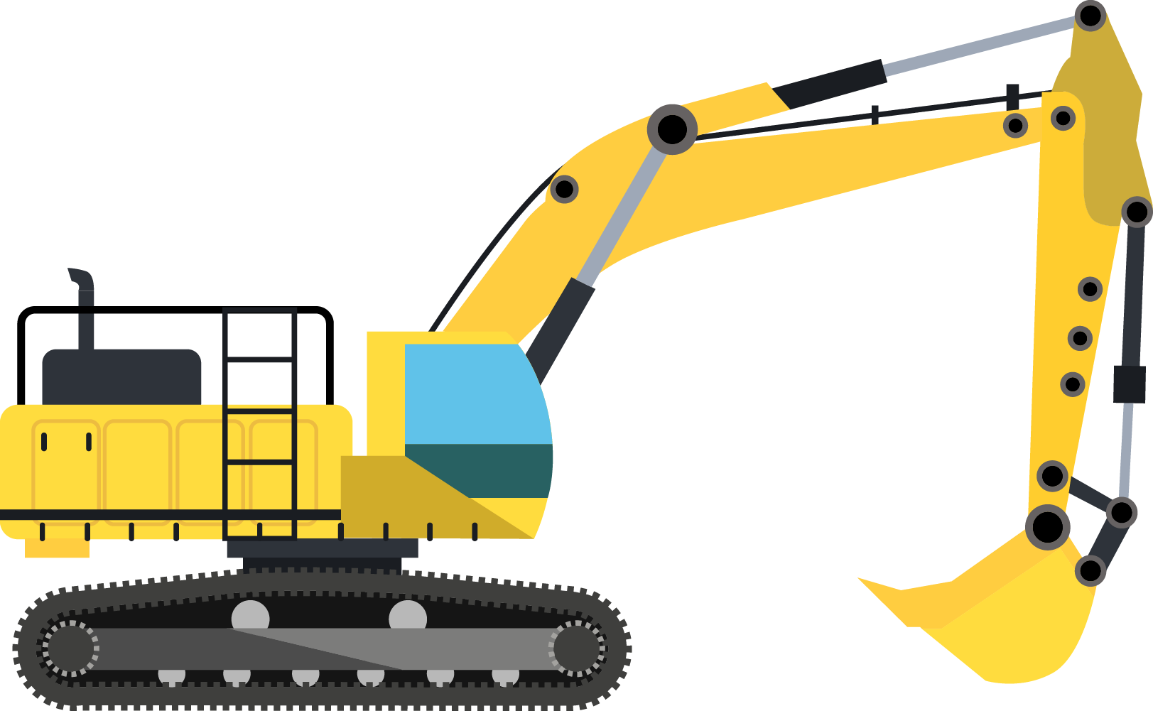 1623x1001 Excavator Architectural Engineering Machine Heavy Equipment