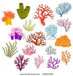Vector Coral