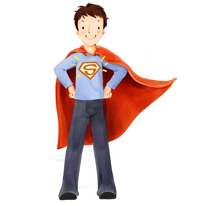 1501x1501 19 Vector Costume Superhero Boy Huge Freebie! Download For