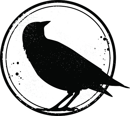 440x393 Crow Vector 15 An Images Hub