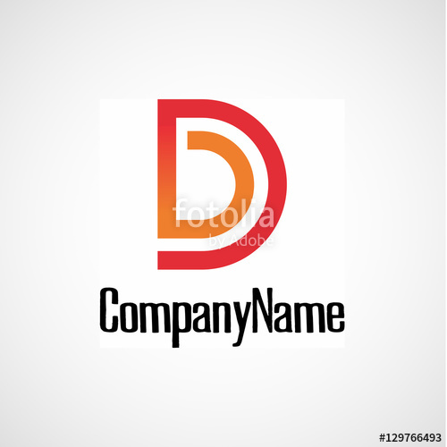 500x500 Letters Logo Db Stock Image And Royalty Free Vector Files On